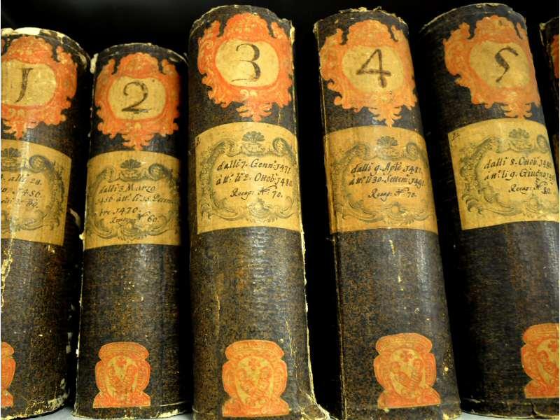Fondi archivistici