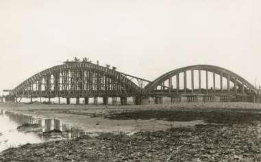 Ponte sulla ferrovia Casalecchio Vignola