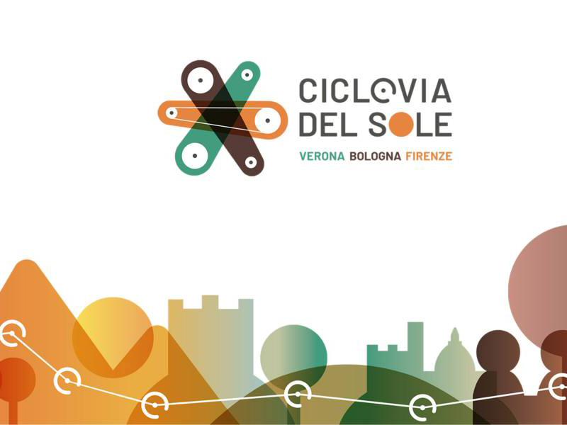 La Ciclovia del Sole diventa realtà: presentati a Bologna i progetti di promozione e di fattibilità tecnico-economica