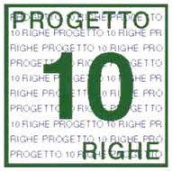 Gruppo di Studi Progetto 10 Righe