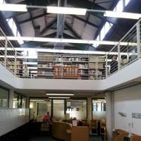 Biblioteca 'Jorge Luis Borges' | Quartiere Porto