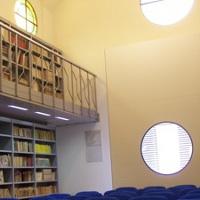 Biblioteca 'San Genesio' | Fondazione Casa Lyda Borelli per artisti ed operatori dello spettacolo