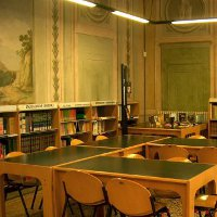 Biblioteca Comunale 'Augusto Majani-Nasica'
