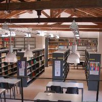 Biblioteca Comunale 'Severino Ferrari'