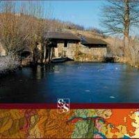 Il torrente Savena, la sua valle, i suoi mulini