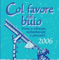 Col Favore del Buio 2006