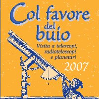 Col Favore del Buio 2007