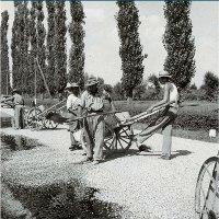 Il ritorno alla normalità dopo il 25 aprile 1945