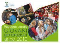 Pubblicato il Rapporto sociale Giovani Generazioni 2010