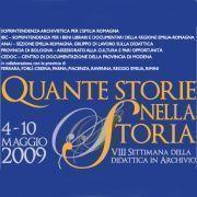 Quante storie nella storia - VIII Settimana della didattica in Archivio