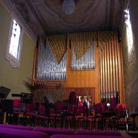 Sala Bossi - Conservatorio M.B. Martini