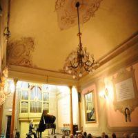 Sala Mozart – Accademia Filarmonica