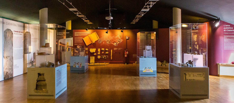 Ozzano - Museo della città romana e Area archeologica di Claterna
