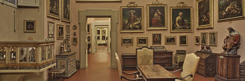 Bologna - Museo Civico d'Arte Industriale e Galleria Davia Bargellini