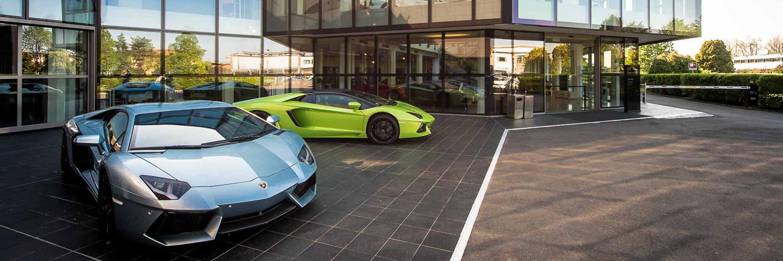 Sant'Agata Bolognese - Museo Lamborghini