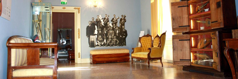 Pieve di Cento - Museo della Musica