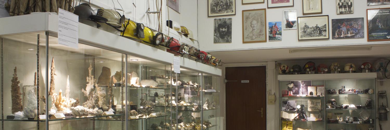 """Museo di Speleologia """"Luigi Fantini"""""""