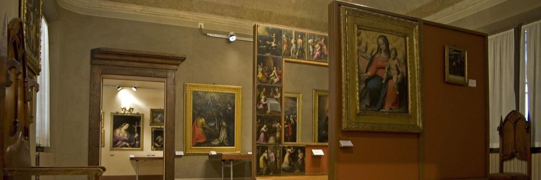 Budrio - Pinacoteca Civica Domenico Inzaghi