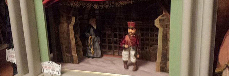 """Collezione di Burattini, Marionette e Teatrini """"Pier Fernando Mondini"""""""