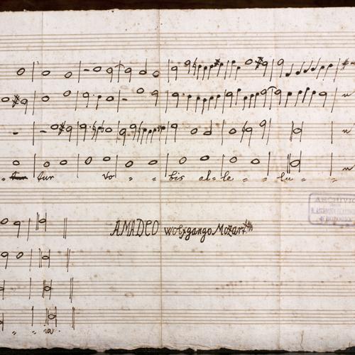Collezioni Musicali| Regia Accademia Filarmonica di Bologna