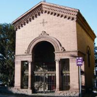Cappella funeraria di Enrico Zucchini