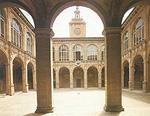 Bologna - Palazzo dell'Archiginnasio - Cortile