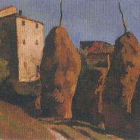 Pinacoteca Archivio Nino Bertocchi - Lea Colliva