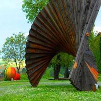 Parco scultura di Giuliano Giuliani