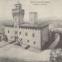 Valsamoggia|Bazzano - Rocca dei Bentivoglio - Progetto di restauro di Guido Zucchini