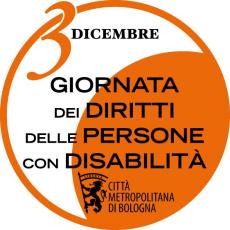 3 dicembre Giornata Onu dei Diritti delle Persone con Disabilità - Logo