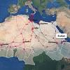 Esodi/Exodi, una mappa interattiva raccontata dai migranti