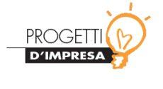 logo progetti d'impresa
