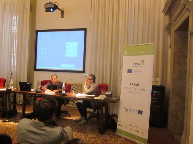 Il rapporto fra Smart City ed Economia Circolare al centro del terzo incontro del Gruppo di Supporto Locale del progetto europeo CESME
