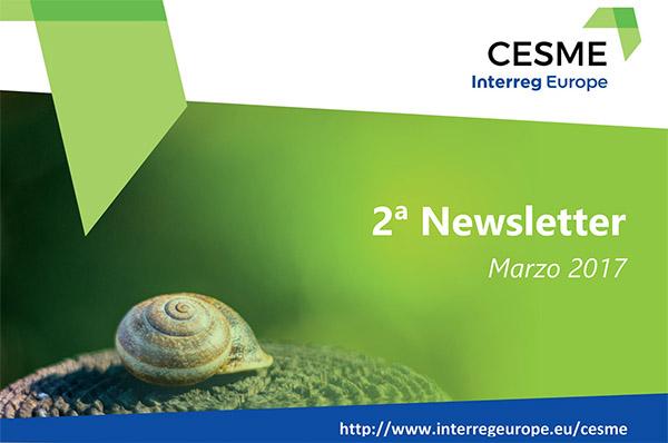 Le buone pratiche di economia circolare nella 2a Newsletter del progetto CESME