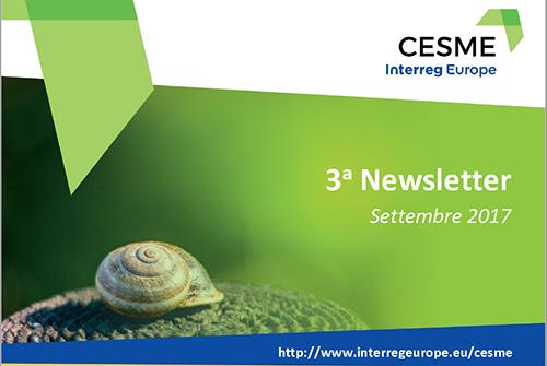 Progetto CESME: ecco la nuova newsletter!