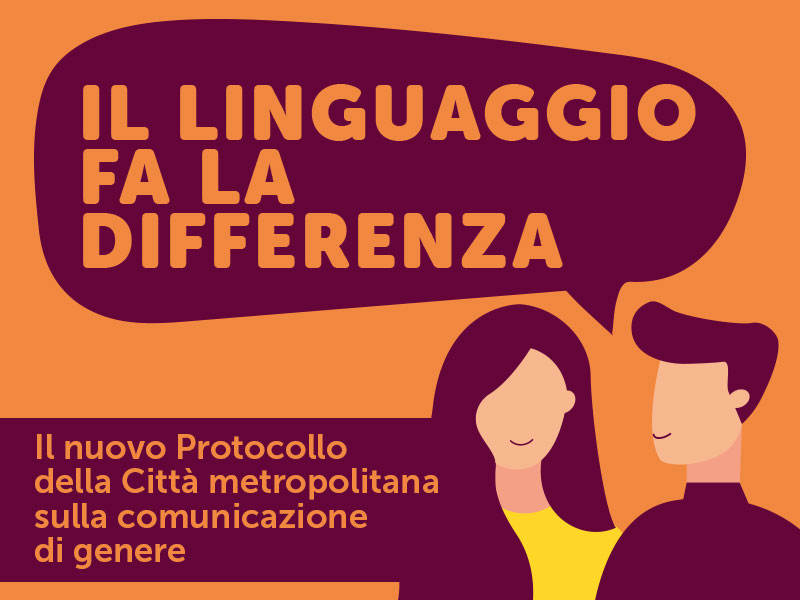 Protocollo metropolitano sulla comunicazione di genere