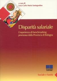 "Copertina volume ""Disparità salariale"""
