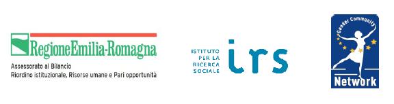 Stringa logo progetto regionale