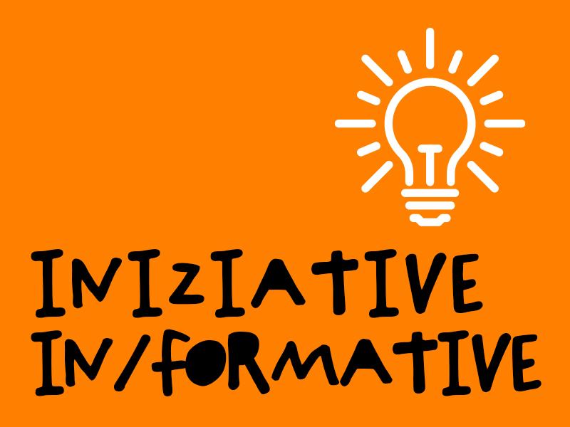Iniziative in-formative