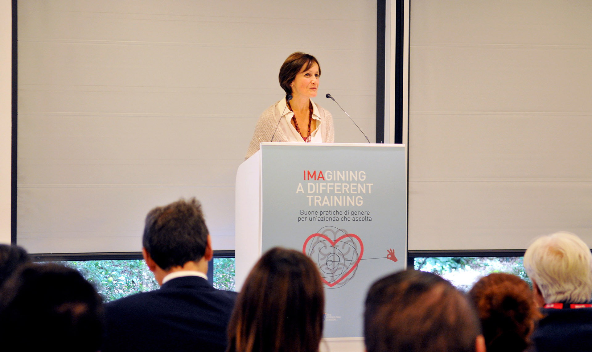 Lara Borgo, Country Talent Management Director, ALSTOM