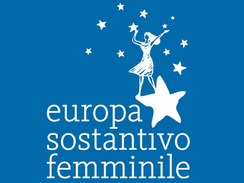 """""""Europa: sostantivo femminile"""" il 26 marzo un evento europeo sulla responsabilità Sociale in una prospettiva di genere"""