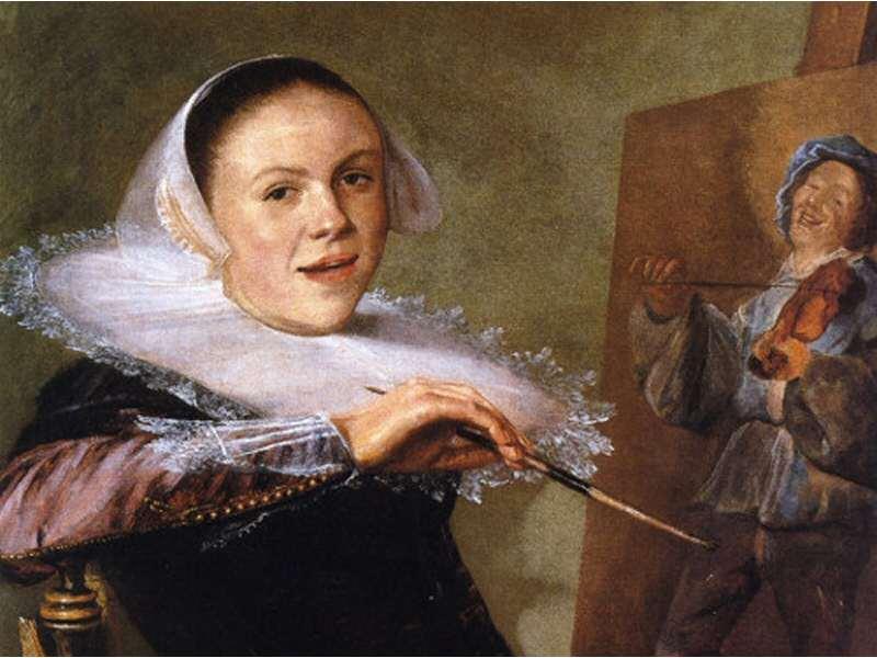 Il Genio della Donna. Donne e arte in Europa dal Medioevo al Novecento