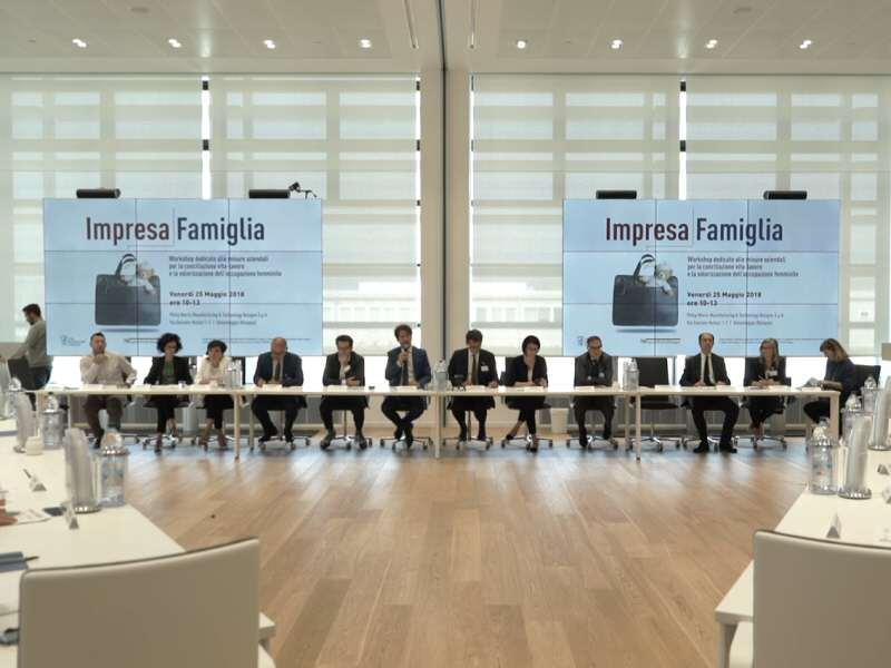 02 - Impresa Famiglia: oltre 30 le imprese presenti alla Philip Morris Manufacturing & Technology Bologna