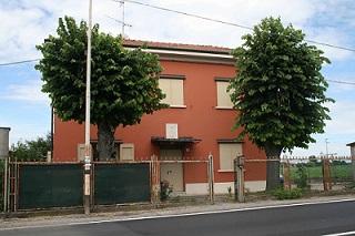 Ex casa cantoniera Molinella loc. San Martino in Argine