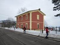 Ex casa cantoniera Lizzano in Belvedere loc Valico Masera