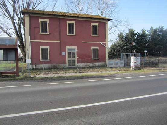 Ex casa cantoniera Via Persicetana Anzola dell'Emilia