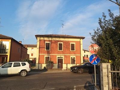 Ex casa cantoniera in Pieve di Cento