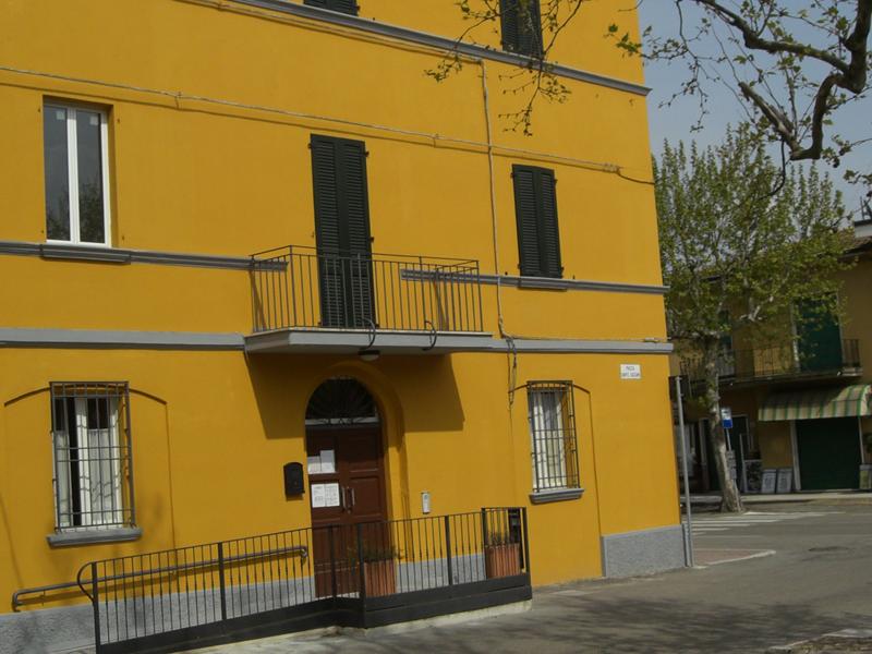 Appartamento al piano primo - Mordano - località Bubano