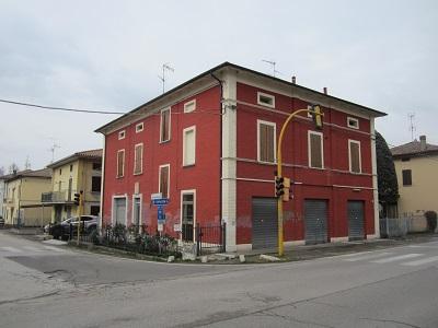 Ex casa cantoniera S.Matteo Decima