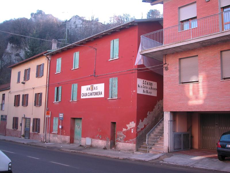 Ex casa cantoniera - Monzuno - località Vado